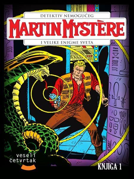 Martin Mystere #1