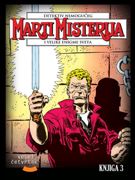 Martin Mystere #3