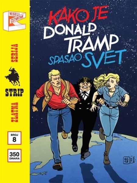 """Kako je Donald Tramp spasao svet - Dokument """"Lambda"""""""