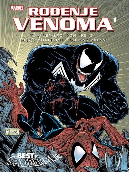 Rođenje Venoma 1. tom