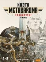Kasta Metabarona #1-5