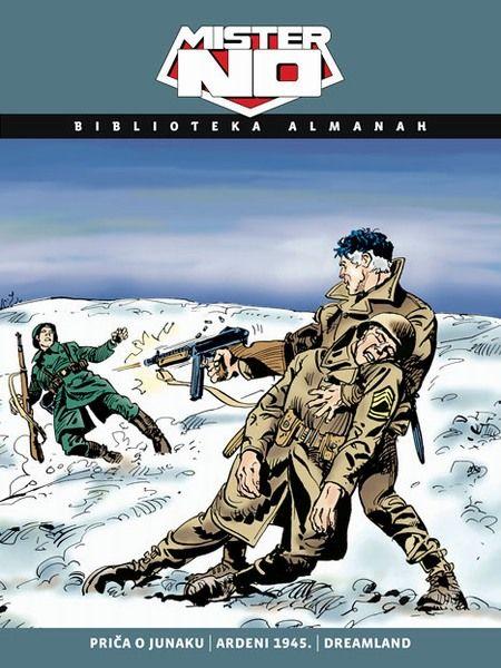 Priča o junaku - Ardeni 1945. - Dreamland