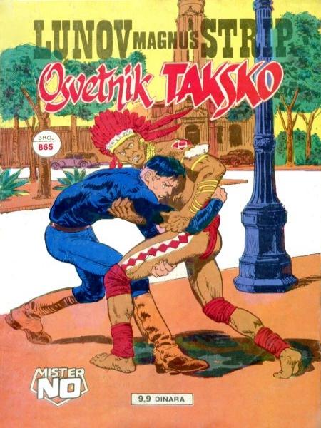 Osvetnik Taksko
