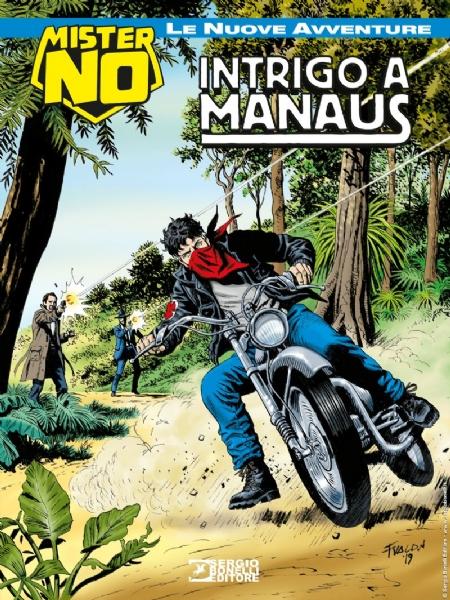 Intrigo a Manaus