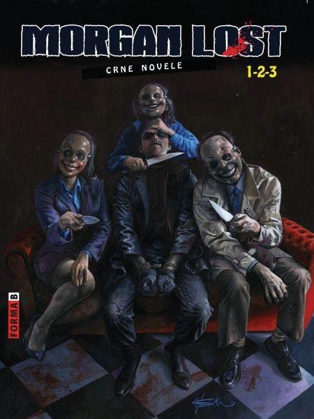 Boje zla - Babau - Porodični portret u crnom