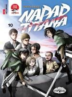 Napad titana #10