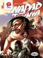 Napad titana #12