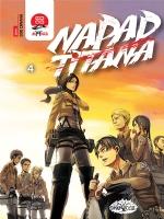 Napad titana #4