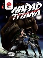 Napad titana #9