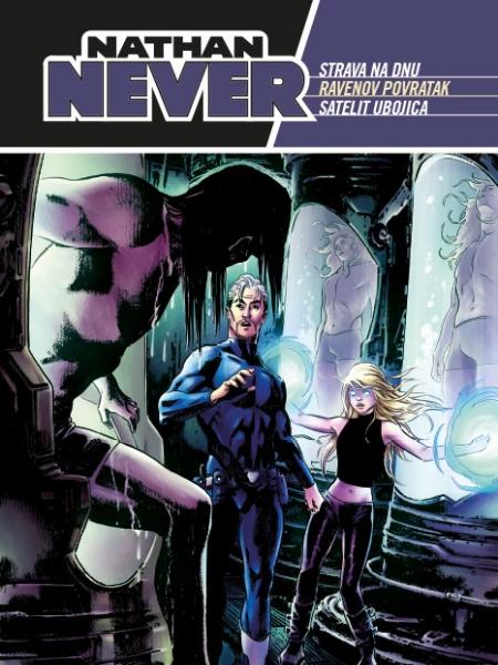 Strava na dnu - Ravenov povratak - Satelit ubojica