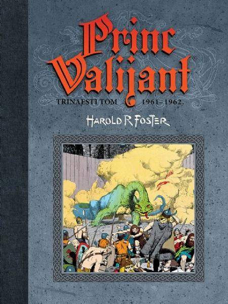 Princ Valijant - XIII tom (1961–1962)