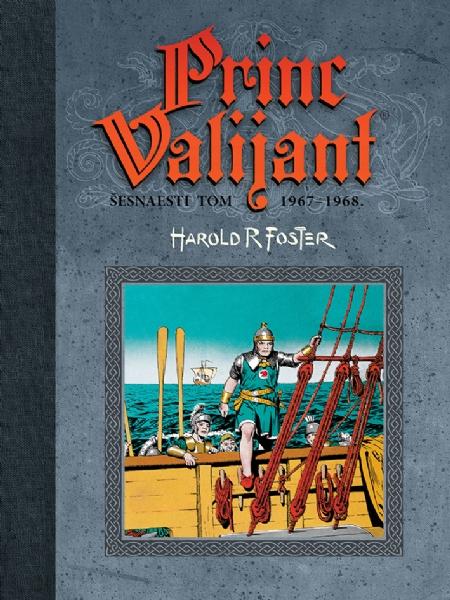 Princ Valijant - XVI tom (1967–1968)