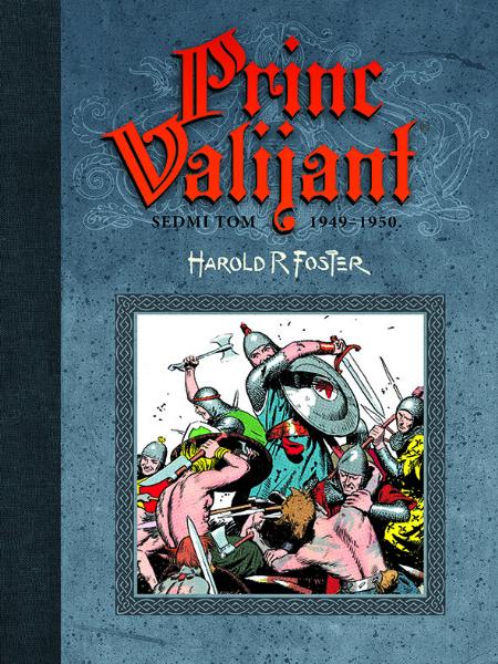 Princ Valijant - VII tom (1949–1950)