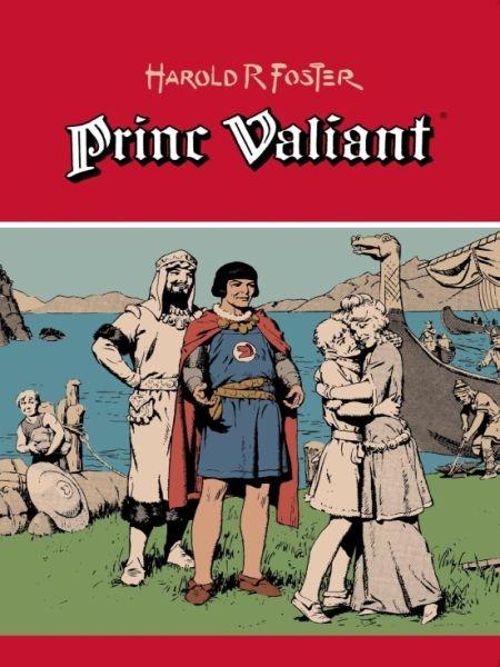 Princ Valiant #14