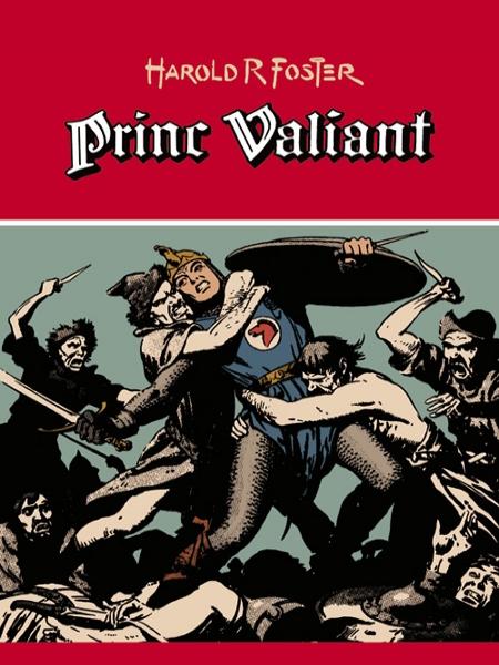 Princ Valijant #2 - Princ Valiant - www.stripovi.com