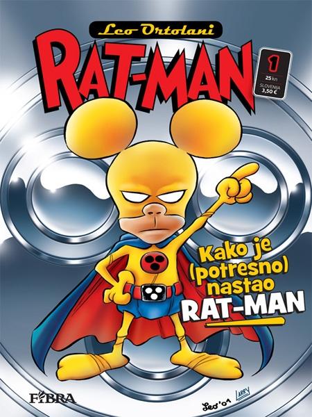 Kako je (potresno) nastao Rat-Man