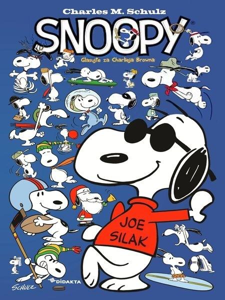Glasujte za Charlieja Browna