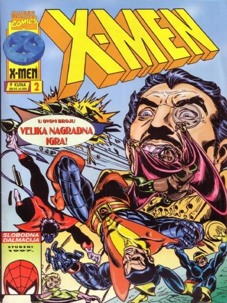 X-men #2