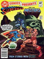 Superman and The Masters of the Universe - From Eternia with Death!