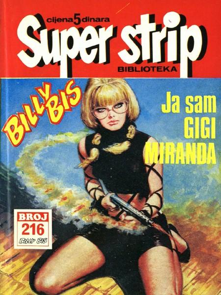 Ja sam Gigi Miranda