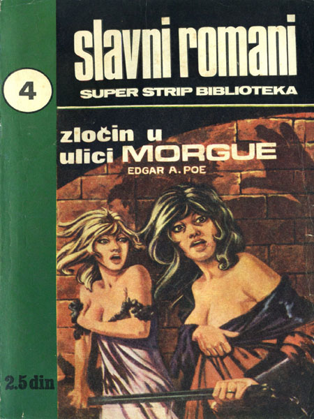 Zločin u ulici Morgue