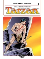 Tarzan #8