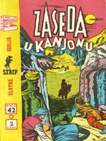 Zaseda u kanjonu