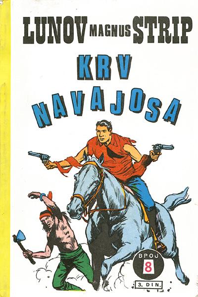 Krv Navajosa