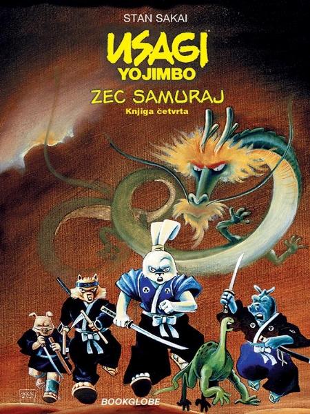 Usagi Yojimbo #4