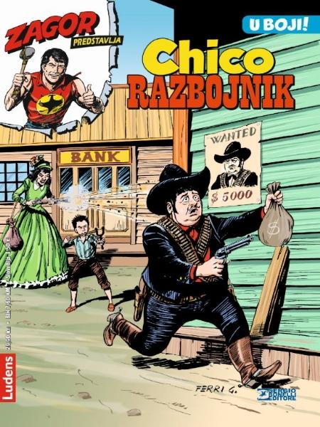 Chico razbojnik