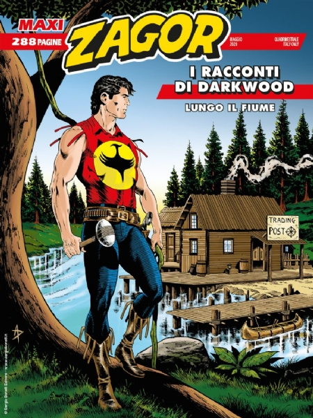 I racconti di Darkwood – Lungo il fiume