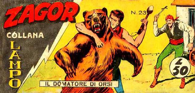 Il domatore di orsi