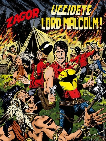 Uccidete Lord Malcom!