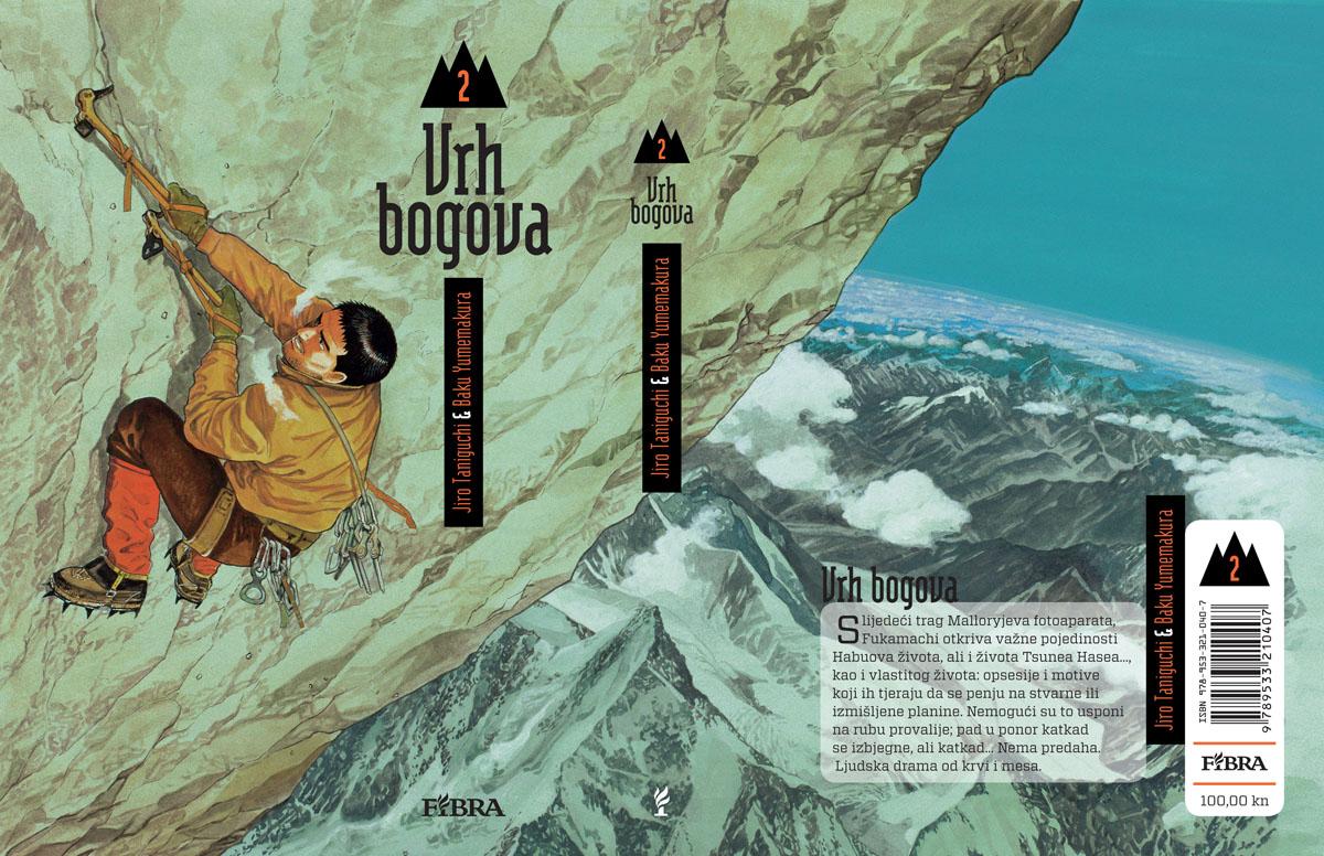 Fumetti e montagna Vrh_bogova_Knjiga_2