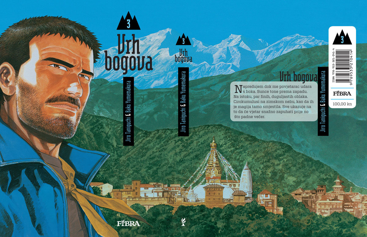 Fumetti e montagna Vrh_bogova_Knjiga_3