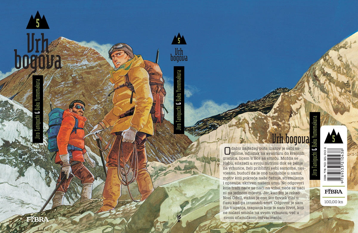 Fumetti e montagna Vrh_bogova_Knjiga_5